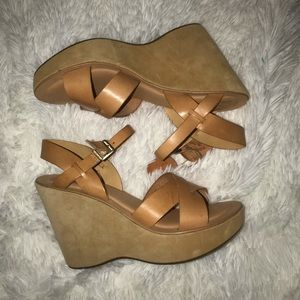 NWT Kork-ease Ava Wedge